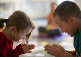 Adi Shakti Yoga Hannut : Yoga Enfants
